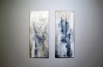 LUZ ALUD - I y II 100 x 41